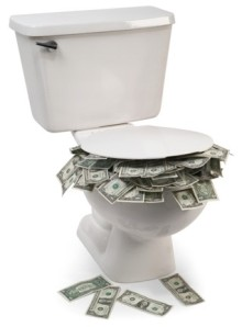 money_in_toilet