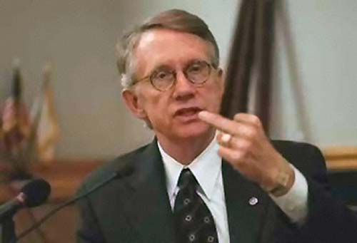 harry reid congress