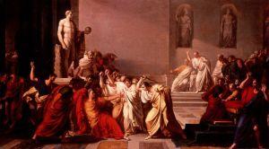Mort di Cesar AKA Morte de Cesare - Vincenzo Camuccini, 1798