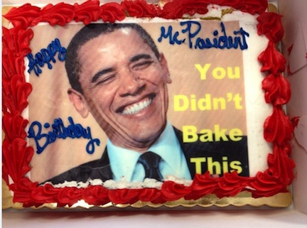 Obamacake