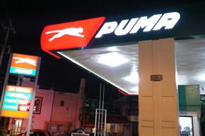 Puma Gas
