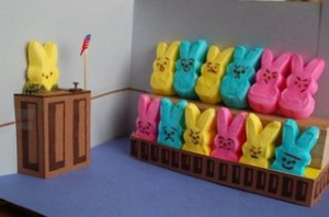 A Jury of My Peeps