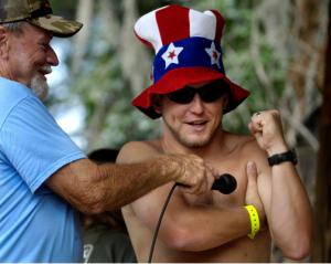 Patriotic Armpit Farter