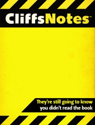 cliffnotes-truth